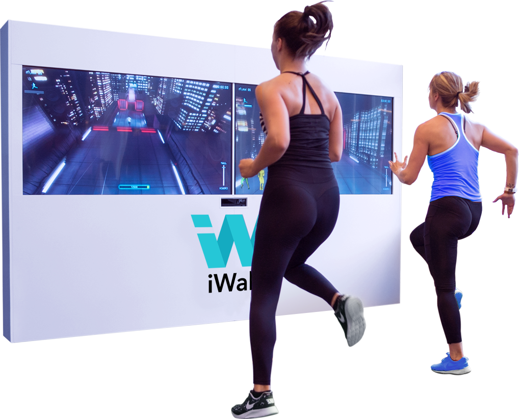 iWall - The Ultimate Exergaming Solution